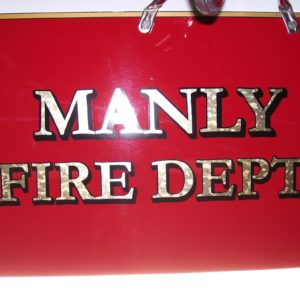 manly fire dept